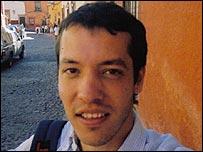 Juan Pablo Cline Marquez