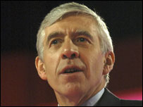 A picture of Jack Straw
