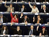 MEPs vote over Romanian, Bulgarian accession