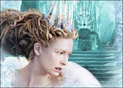 Tilda Swinton as Jadis in The Chronicles of Narnia