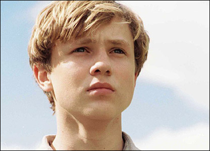 William Moseley as Peter in The Chronicles of Narnia