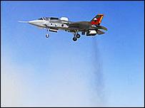 Prototype JCA/RAF image