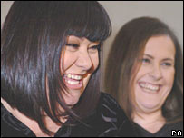 Dawn French, Alison Moyet