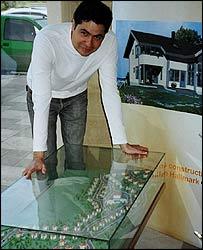 Osman Ozter, owner of North Cyprus Properties
