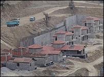 Building development at Arapkoy, northern Cyprus