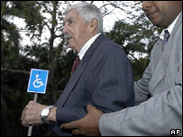 Luis Posada Carriles, anticastrista.