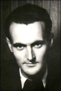 Víctor Pey durante la Guerra Civil Española, 1938.
