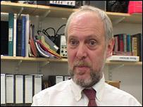 Prof Chris Harris