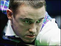 Stephen Hendry is currently second in the world rankings