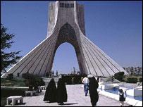Torre Azadi, Teher�n