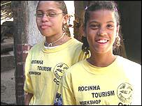J�venes en Brasil