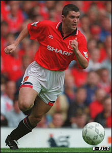 Keane in action in 1994