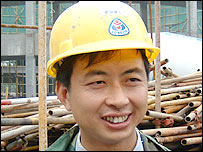 Migrant worker Pu Shan-ling