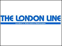 The London Line masthead