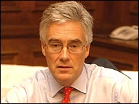 Lord Turner, Pensions Commission Chairman