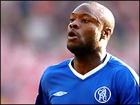 Chelsea's William Gallas