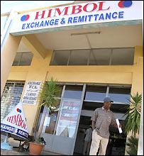 Eritrean exchange centre