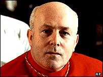 Cardinal Godfried Danneels