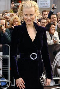 Nicole Kidman in Leicester Square