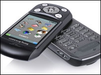 Sony Ericsson's S710a