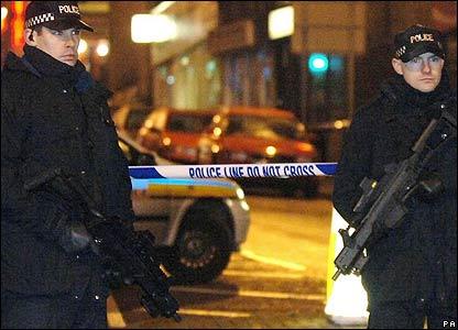 Police in Bradford