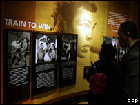 Muhammad Ali Centre in Louisiana