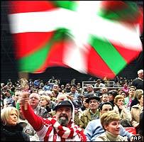 Basque flags