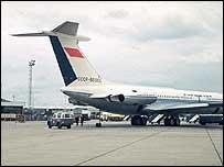Russian aeroplane