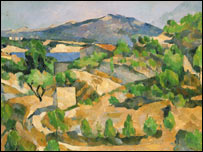 Midday by Cezanne (pic sent by National Museums and Galleries of Wales)