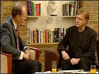 Andrew Marr and Stephen Tindale