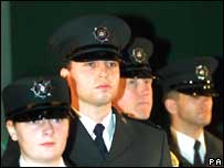 Members of the PSNI