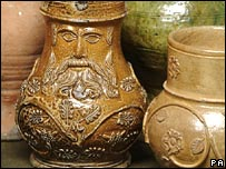Image of 12th century Toby jug