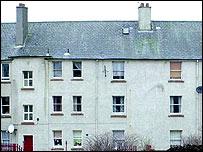 Council housing in Edinburgh