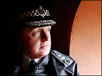 Metropolitan Police commissioner Sir Ian Blair