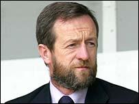 GAA President Sean Kelly