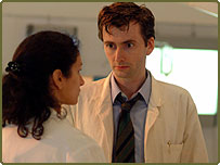 David Tennant in The Quatermass Experiment