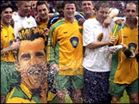 Huckerby played a big part in Norwich's last promotion in 2004