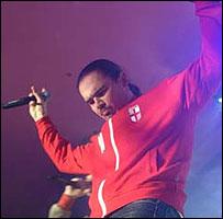 Singer Oleg Mykhailuta