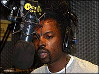 Ras Kwame on 1Xtra