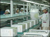 Xbox 360s in production, Microsoft