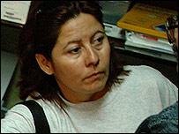 Dolores Guadalupe García Escamilla (Foto cortesía de El Mañana de Nuevo Laredo)