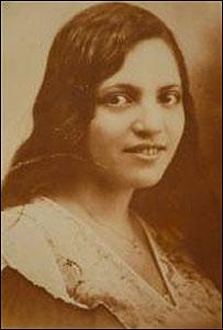 Rosa Helena Fergusson G�mez, profesora de Garc�a M�rquez. (Gentileza Diario El Tiempo)