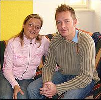 Manja and Bert