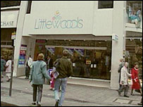 Littlewoods store