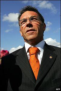 Joerg Haider in Salzburg