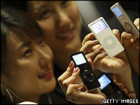 Apple iPod Nanos