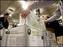 Xbox 360 supplies