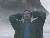 Martin Freeman in Hitchhiker's Guide To The Galaxy