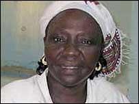 Dr Grace Kodindo