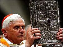 Cardenal Joseph Ratzinger